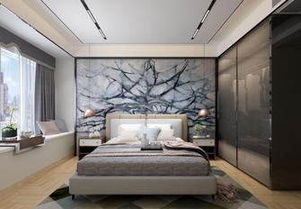 120平米三英伦风格卧室装修图片大全