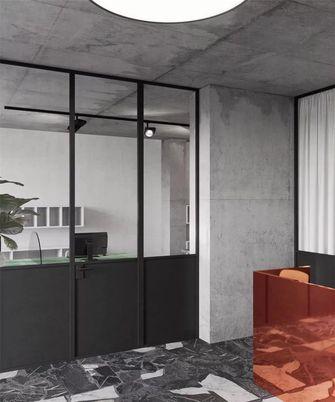 110平米三室两厅英伦风格走廊图片大全