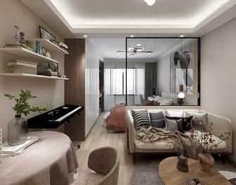 30平米超小户型北欧风格客厅装修图片大全