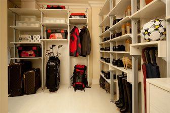 140平米四室一厅欧式风格衣帽间装修图片大全
