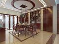 15-20万30平米以下超小户型新古典风格餐厅设计图