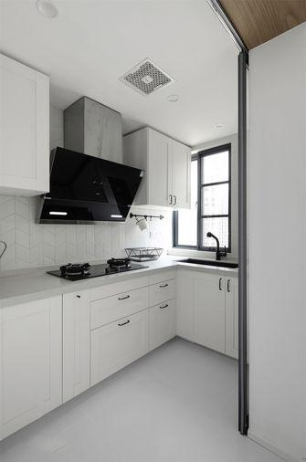 130平米四宜家风格厨房图