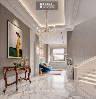140平米别墅法式风格玄关装修效果图