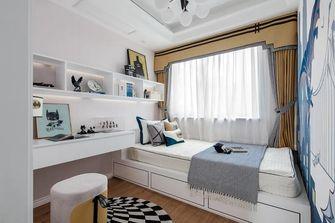 130平米三室两厅欧式风格儿童房图