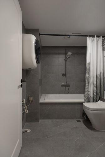 100平米三混搭风格卫生间设计图