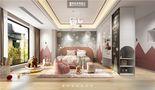 140平米别墅现代简约风格儿童房装修案例