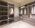 15-20万140平米三室一厅英伦风格衣帽间鞋柜图片大全