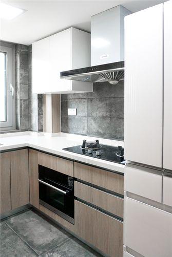 60平米三田园风格厨房装修图片大全