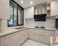 140平米三室一厅宜家风格厨房装修效果图