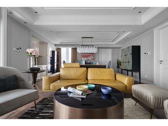 60平米三室一厅美式风格客厅欣赏图