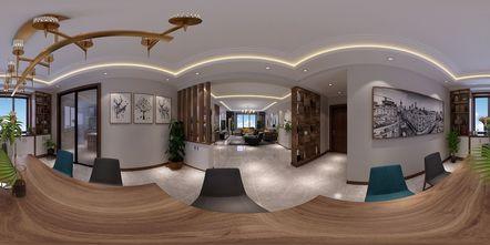 140平米三室两厅现代简约风格其他区域装修图片大全