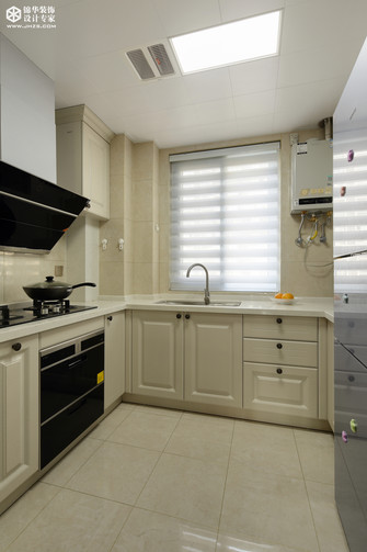 70平米美式风格厨房效果图