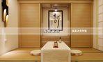 富裕型140平米三室四厅混搭风格卧室图片