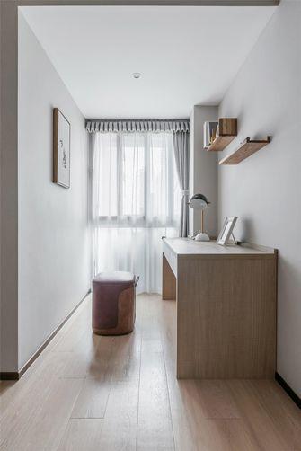 120平米三室两厅法式风格书房欣赏图
