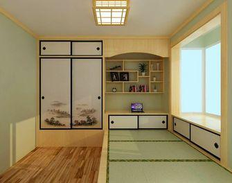 15-20万130平米三室一厅日式风格卧室设计图