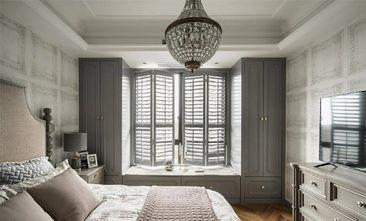 100平米一室一厅法式风格卧室图片大全