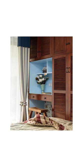 140平米四室两厅地中海风格衣帽间图片