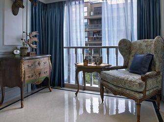20万以上130平米三室一厅法式风格阳光房装修效果图