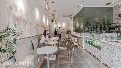 经济型40平米小户型田园风格餐厅图