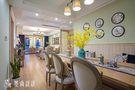 20万以上130平米四室两厅英伦风格餐厅装修案例