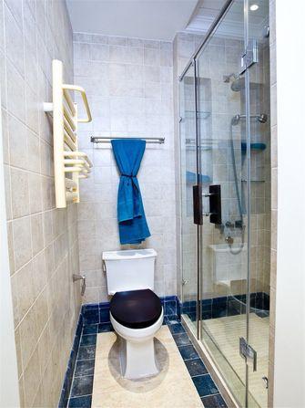 110平米三室两厅地中海风格卫生间装修案例