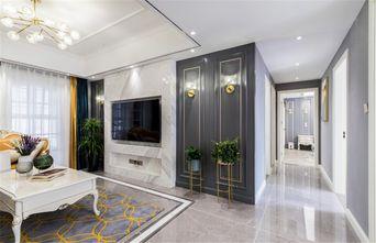 140平米四室两厅欧式风格客厅图