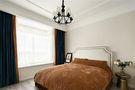 110平米三室一厅美式风格卧室装修效果图