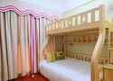 90平米东南亚风格儿童房装修案例