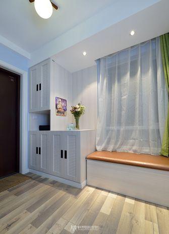 富裕型80平米复式欧式风格玄关欣赏图