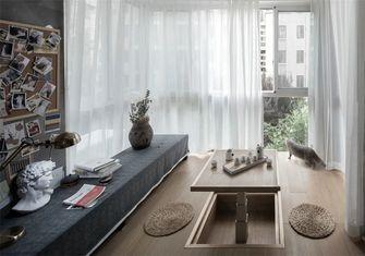 100平米三室一厅现代简约风格阳光房装修案例