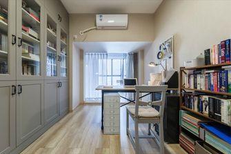 90平米四室两厅欧式风格书房图片大全
