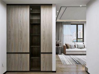 90平米复式现代简约风格玄关图