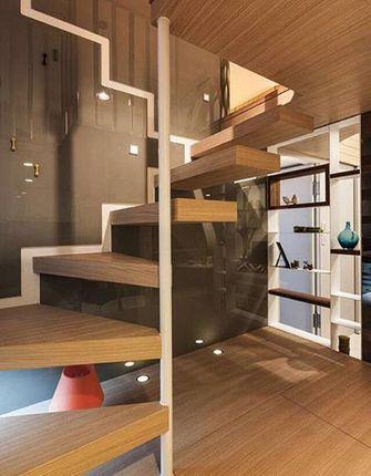经济型50平米田园风格楼梯图片