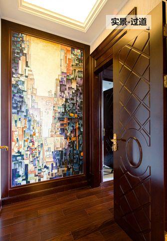 豪华型140平米四室三厅新古典风格走廊装修效果图
