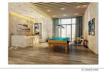 140平米别墅日式风格健身室图片
