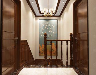 140平米复式中式风格阁楼效果图