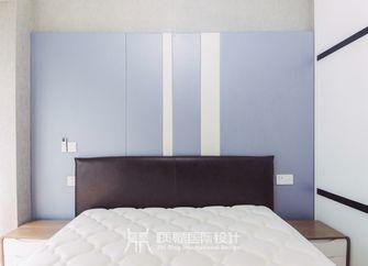 10-15万120平米复式现代简约风格卧室欣赏图