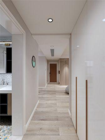 120平米三室两厅现代简约风格走廊图