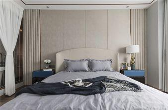 140平米复式宜家风格卧室图片