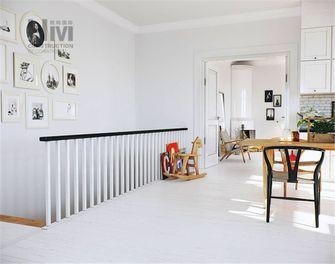 豪华型140平米复式北欧风格楼梯欣赏图