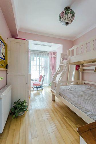 110平米三室两厅地中海风格儿童房设计图