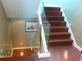 经济型120平米三室一厅欧式风格楼梯设计图