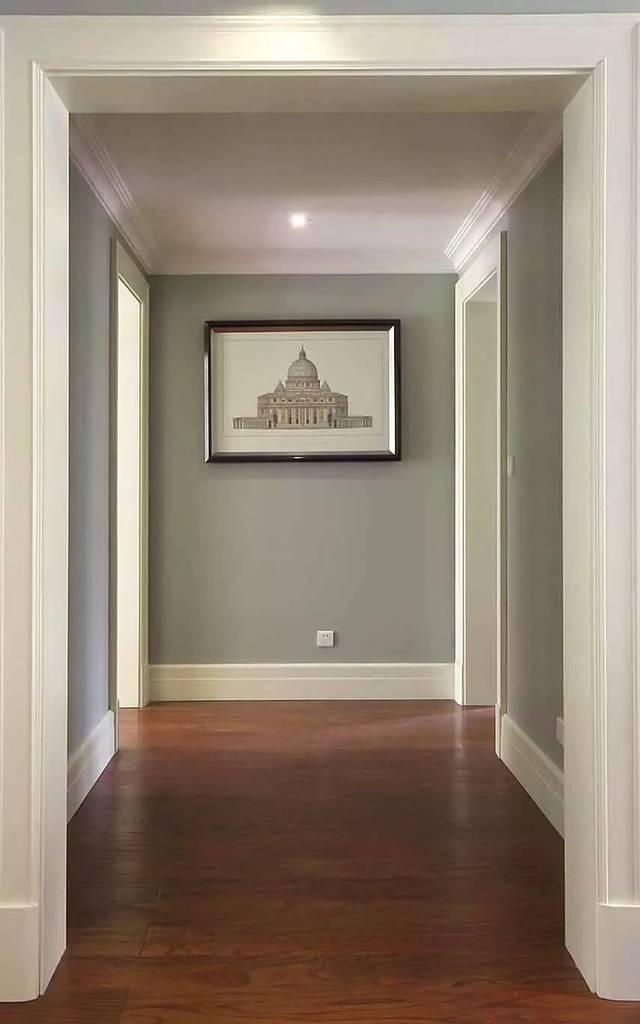 走廊门框造型效果图