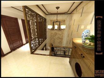 10-15万140平米三室两厅新古典风格楼梯装修图片大全