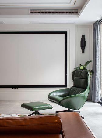 140平米四法式风格影音室装修案例