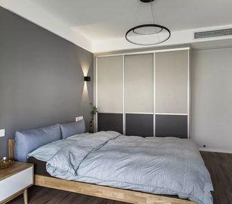 5-10万100平米三室一厅混搭风格卧室装修图片大全