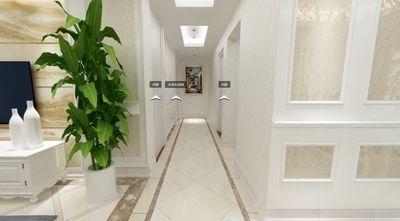 130平米欧式风格走廊图片