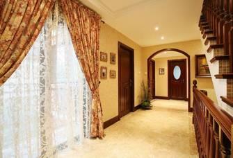 美式风格窗帘设计图