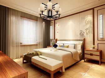 140平米三室两厅中式风格阳光房图