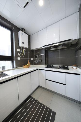 110平米复式混搭风格厨房装修图片大全